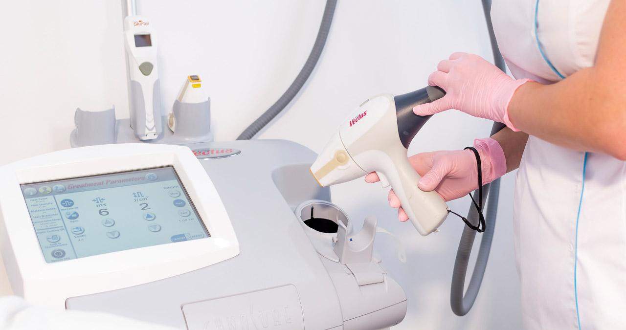 męska depilacja laserowa